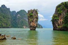 James- Bondinsel stockfotos