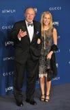 James Caan & Linda Caan Stock Photo
