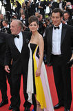 James Caan & Marion Cotillard & Clive Owen Stock Photography