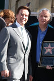 James Cameron,Arnold Schwarzenegger Royalty Free Stock Image