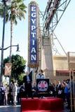 James Cameron, Sigourney Weaver στοκ φωτογραφία