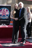 James Cameron, Suzy Amis στοκ εικόνες με δικαίωμα ελεύθερης χρήσης