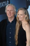 James Cameron,Suzy Amis Stock Photos