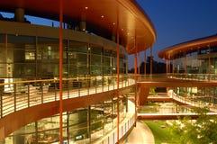 James Clark Center, Stamford-Universität lizenzfreies stockbild