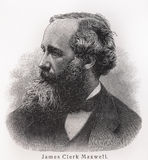 James Clerk Maxwell Royalty Free Stock Images