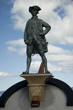 James Cook Memorial Royalty Free Stock Photography