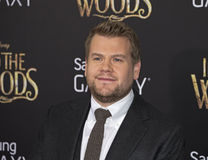 James Corden Stock Photo