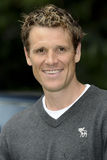 James Cracknell, os carros Fotografia de Stock Royalty Free