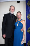 James Cromwell, Penelope Ann Miller Stock Images