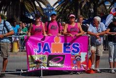James Cunnama fans, IMSA 2010 Stock Photos
