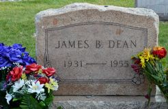 James dean Royalty Free Stock Photography