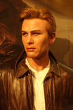 James Dean Wax Figure Lizenzfreie Stockfotografie