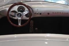 James Deans Porsche Steering Wheel foto de stock royalty free