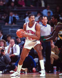 James Edwards, Detroit Pistons Royalty Free Stock Images