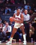 James Edwards, Detroit Pistons Royalty Free Stock Images