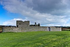 James Fort, Kinsale, Co Sughero, Irlanda immagine stock libera da diritti