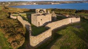 James Fort Kinsale Sughero della contea l'irlanda immagini stock