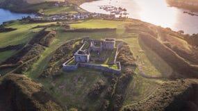 James Fort Kinsale Sughero della contea l'irlanda fotografia stock