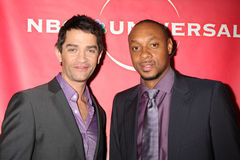James Frain,Dorian Missick Royalty Free Stock Images