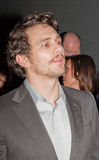 Het Letten op van James Franco Stock Fotografie