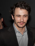 James Franco Black Background fotos de archivo