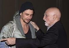 James Franco Chianese przy dyszkanta 29th Rocznicowym spotkaniem & Dominic obraz royalty free