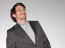 James Franco Laughing Royalty Free Stock Images