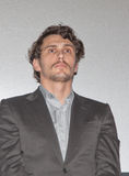 James Franco Listening Royalty Free Stock Photography
