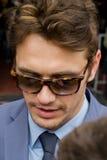 James Franco na caminhada de Hollywood da cerimónia da fama Imagem de Stock