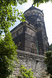 James A. Garfield Memorial. Cleveland, Ohio. Garfield Memorial at Lakeview Cemetery. Cleveland, Ohio. James A. Garfield, the 20th President of the United States stock photos