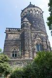 James- A. Garfielddenkmal. Cleveland, Ohio. Lizenzfreies Stockfoto