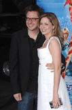 James Gunn,Jenna Fischer Stock Photos