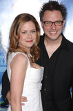 James Gunn,Jenna Fischer Stock Images