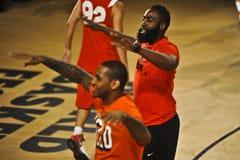 James Harden Carmelo Anthony Stock Photos