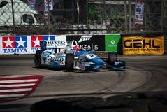 James Hinchcliffe στα Grand Prix της Toyota του Λονγκ Μπιτς Στοκ εικόνα με δικαίωμα ελεύθερης χρήσης