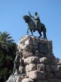 James I le conquérant Photos libres de droits