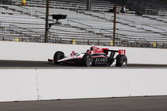 James Jakes Indianapolis 500 Pole Day Indy Stock Image