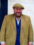 James Lewis ( antiques celebrity). Stock Photos