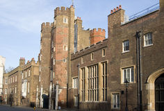 james London pałac st Zdjęcia Stock
