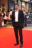James Marsden. At the London Film Festival premiere of Enchanted in London Royalty Free Stock Photo