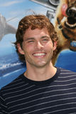 James Marsden, Kittie Royaltyfri Foto