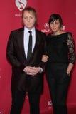 James MCARTNEY an der MusiCares Person 2012 des Jahres Paul McCartney, Los- AngelesMessegelaende, Los Angeles, CA 0 ehrend Lizenzfreie Stockfotografie