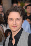 James McAvoy  Stock Image