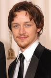 James McAvoy Royalty Free Stock Photography