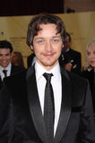 James McAvoy Royalty Free Stock Images