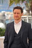 James McAvoy. CANNES, FRANCE - MAY 18, 2014: James McAvoy at the photocall for their movie The Disappearance of Eleanor Rigby at the 67th Festival de Cannes Royalty Free Stock Photos