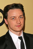 James McAvoy at the Los Angeles Premiere of  Stock Photos