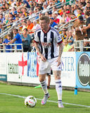 James McClean, West Bromwich Albion Royalty Free Stock Photos
