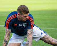 James McClean, West Bromwich Albion Royalty Free Stock Photography