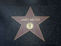 James Melton Hollywood Star Immagini Stock